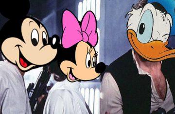 Disney Buy Star Wars