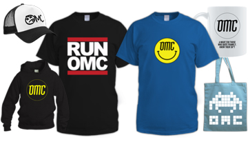 Buy OMC Merch From Dizzyjam